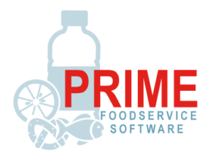 Prime FoodService Software