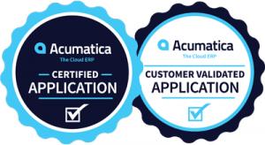 Acumatica Certification Badges